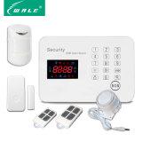 Nouveau panneau tactile Accueil cambrioleur Système d'alarme GSM sans fil
