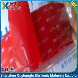 Устойчивость к высокой температуре прозрачных 3m из пеноматериала кнопки Двусторонняя клейкая лента