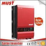 Invertitore ibrido 8kw 48V di energia solare di alta qualità con il caricatore