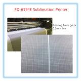 impresora de materia textil de la sublimación de las pistas de 4PCS Epson 5113