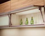 Wohnung L Form-Küche-Schrank-Melamin-Küche-Möbel
