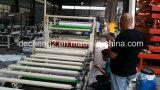 Chaîne de production de laminage de panneau de gypse, machine feuilletante de panneau de gypse