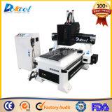 中国販売のための線形Atc木製の切り分けるCNCのルーター機械