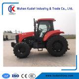 trator de exploração agrícola 110HP agricultural com movimentação de 4 rodas