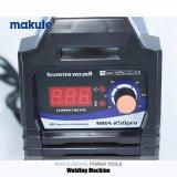 MakuteプラスチックIGBTの点アークCNCインバーター溶接機の溶接工