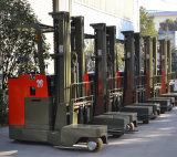 長い染色キャリヤ4の方向電気範囲のトラック1.5t 2t 2.5tの3-7.2mの上昇の高さの任意選択4つの方法電気フォークリフト