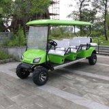 Carrello di golf elettrico di Seater del telaio di alluminio 6 per golf