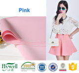 Italia Fashion Style Polyester Spandex tejido vestidos de mujer