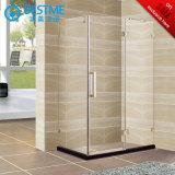 Pièce de douche en acier de forme carrée pour la salle de bains (BL-Z3503)