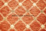 シュニールのジャカードソファーのための幾何学的なパターンファブリック