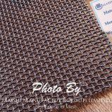 Черный полимерные сетки из нержавеющей стали