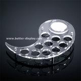 卸し売りプラスチックアクリルの小グラスのサービングの皿