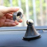 autoadesivo di 3m 360 gradi del telefono di supporto magnetico dell'automobile
