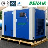 10bars 145psi 37kw 50HP Oilless vis exempts d'huile compresseur à air (DAW-37)