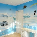 Papier peint mural de photo d'artiste de mur de mur mural d'imprimante pour la décoration à la maison