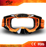 Le cru frais conçoivent la courroie en fonction du client UV400 protègent des lunettes de ski de moto