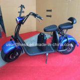 Una motocicletta elettrica di vendita calda delle due rotelle 2017 con Ce