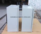 Estaca do metal de folha e dobra carimbando o gabinete/caixa elétricos do metal