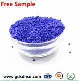 De blauwe Vuller Plastic Masterbatch van de Kleur voor Deklaag