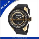 工場直接供給のスイスの品質の特別なカップルのスポーティな腕時計