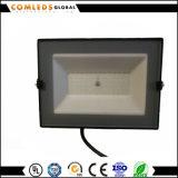 Luz de inundação ultra fina do diodo emissor de luz 5 anos de garantia para o armazém/fábrica/corte/jarda