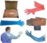 Лидер продаж среди животных высшего качества Remedy длинные перчатки PE