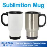 Sublimation-Drucken-Plastikauto-Cup-Arbeitsweg-Becher