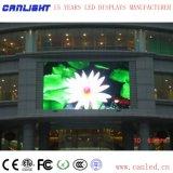 Im Freien farbenreicher P10 video LED Bildschirm für das Bekanntmachen des Bildschirms