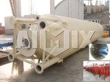 60m3/H concrete het Groeperen Installatie voor Bouw, Populaire Concrete het Mengen zich van het Type Installatie