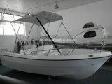 Liya 500 de Kleine Rubberboot van de Visserij met de Console van het Centrum