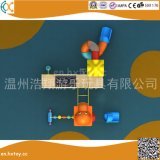 Lieferungs-Entwurfs-im Freienspielplatz-Gerät für Kinder Hx2501b