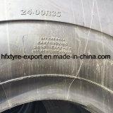 Pneu radial de camion à benne basculante de marque du pneu 24.00r35 18.00r33 Hilo d'OTR