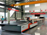 Máquinas de corte automático de tecido de várias camadas de materiais e tecidos de malha
