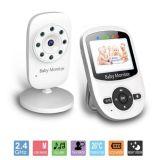 2,4-дюймовый цифровой беспроводной монитор с электронной поддержки Babysitter камеры слежения за детьми температуры внутренней связи 2X цифровой зум