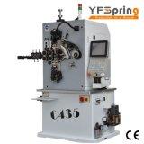 YFSpring Coilers C435 - оси диаметр провода 1,20 - 3,50 мм - машины со спиральной пружиной