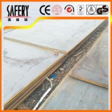 placa de acero suave 25m m gruesa Q345 Q235 de 16m m 20m m