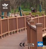WPC Composite Wood Plastic Outdoor Security Fence Fencing