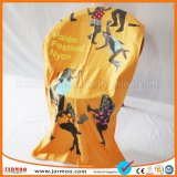 熱伝達の印刷の柔らかいカスタマイズされた吸収のスポーツタオル