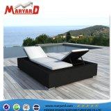 China Fornecedor tecido jardim exterior Chaise Lounge