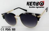 Cool половины рамы солнечные очки с глаз позорным пятном Kp70389
