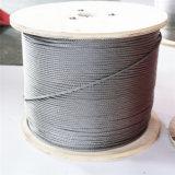 304 7X7 Alambre de acero inoxidable cuerda cuerda Extra-Fine Pesca / / / cable de la cuerda del molde