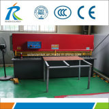 CNC automática hidráulica la máquina formadora de hoja de metal de la máquina de esquila 4*2500mm