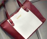 Design requintado Mala de senhora cores misturadas Bolsas Saco de ombro