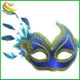 謝肉祭のベニスClubeのためのベニス風マスクの黒