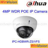 Dahua IpcHdbw2421r Zsの屋外のドーム4MP完全なHD IR Poeの機密保護IP CCTVのカメラ