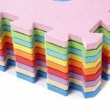 Couvre-tapis non-toxique de jeu de puzzle de couvre-tapis de mousse d'EVA de certificat de la CE