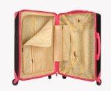 De Fatsoenlijke Koffer van de Manier Pu van het Karretje van de Dame van uitstekende kwaliteit