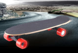 كهربائيّة أرض طائرة شراعيّة لوح التزلج مع أربعة عجلات