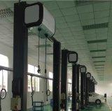 Structure totalement fermé tambour combinaison libre avec de la cire de la pulvérisation