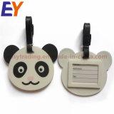 L'impression en PVC souple Luggage Tag pour cadeaux promotionnels